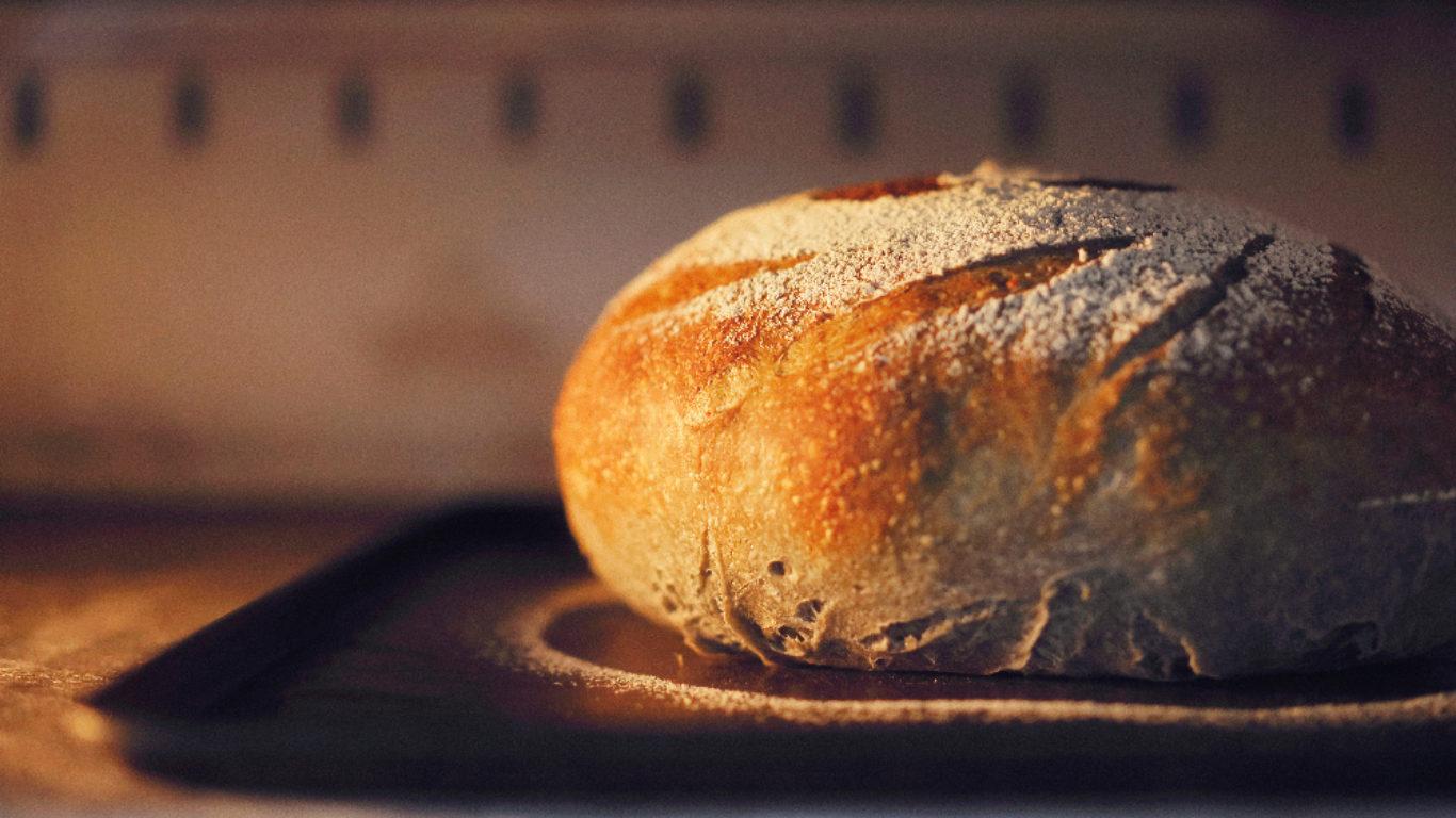 bakery+ arinomammaのパンができるまで