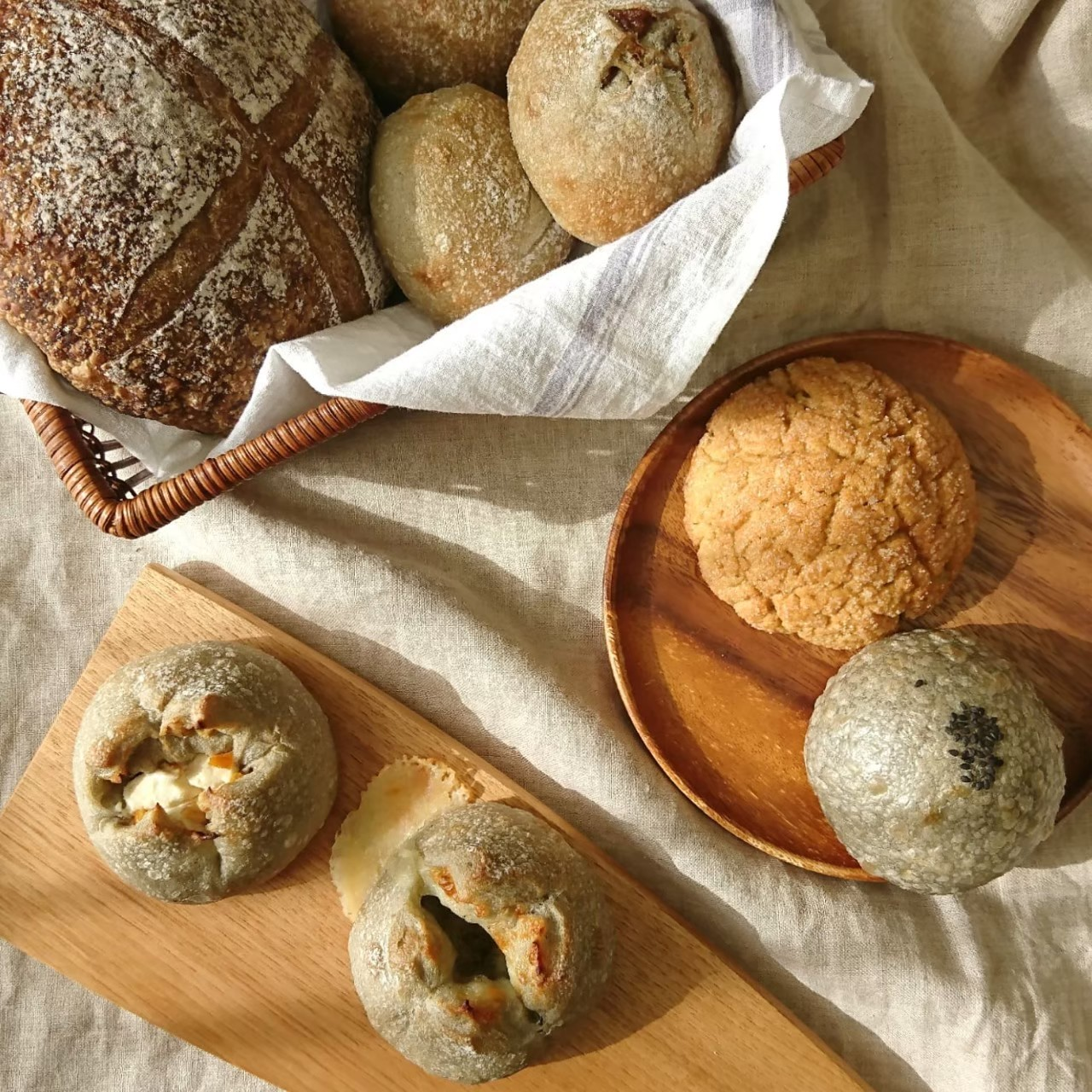 bakery+ arinomamma